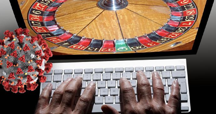Stále více lidí je závislých na hazardních hrách (ilustrační foto)