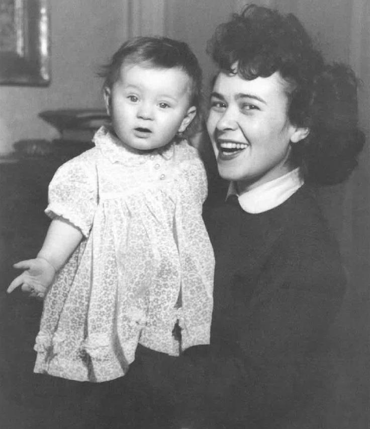 Jiřina Bohdalová s dcerou Simonou Stašovou