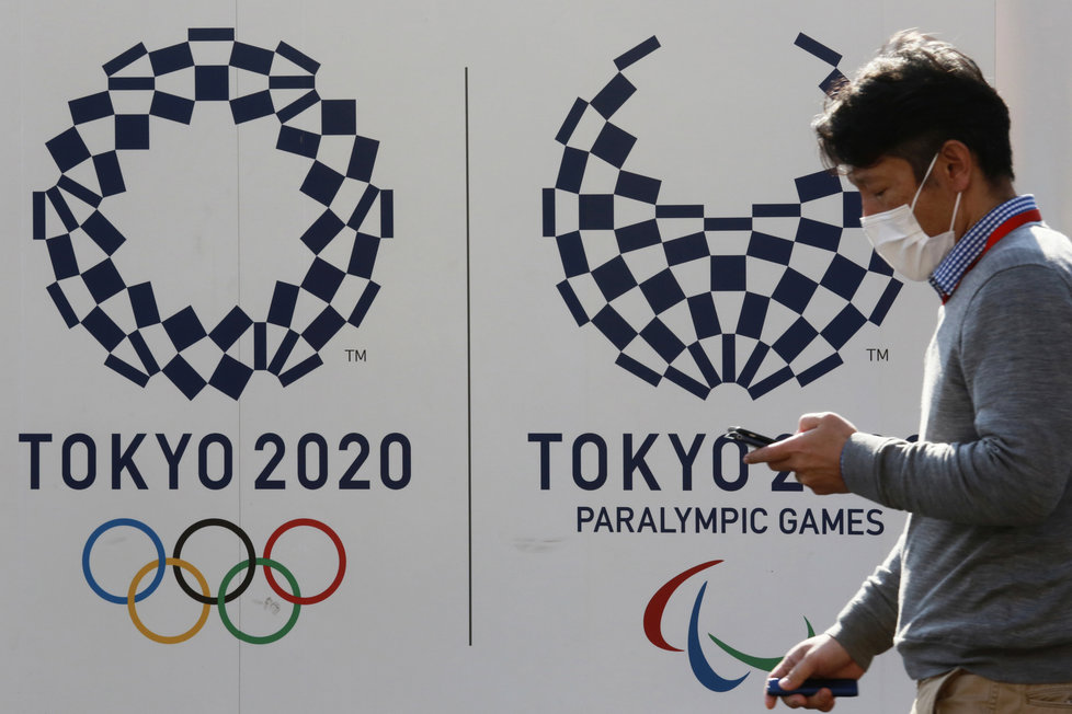 Odložená olympiáda v Tokiu by se podle plánů měla konat letos.