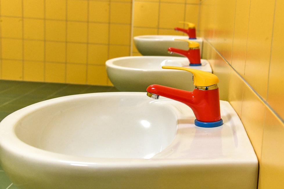 Dětské toalety