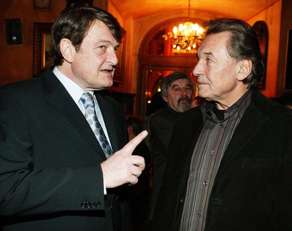 Štaidl dal Gottovi životní facku po 25 letech úspěšné spolupráce.