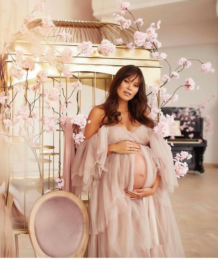 Těhotná Monika Leová nafotila krásné fotky