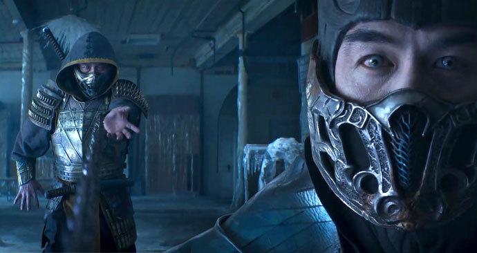 Snímek Mortal Kombat vypadá hodně krvavě. Tak to má být!