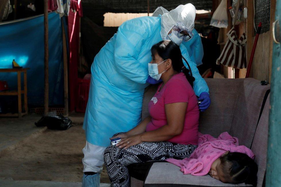 Koronavirus v Peru