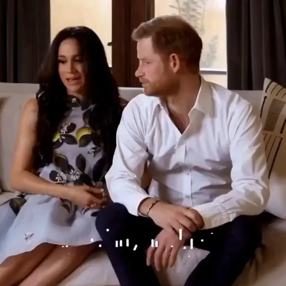 Meghan a Harry poprvé na veřejnosti od oznámení těhotenství