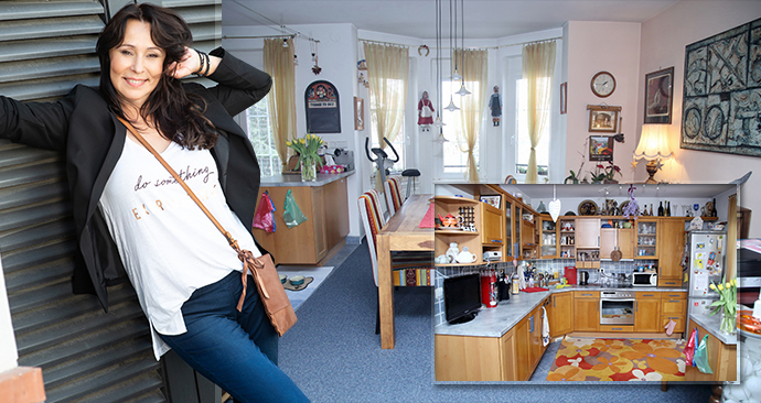 Heidi Janků chystá rekonstrukci domu za více než půl milionu korun.
