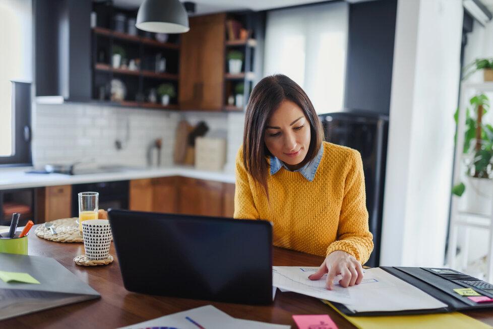 Pandemie zvýšila používání domácích počítačů kvůli dlouhodobé práci z domova.