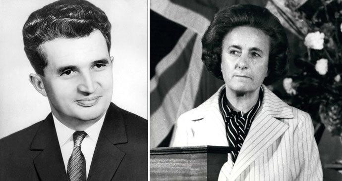 Elena Ceaușescuová byla krutější než její manžel