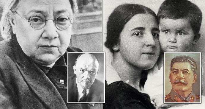 """Jaké byly manželky krutých diktátorů? Záhadná smrt Stalinovi ženy, zmlácení modelky i poprava rumunské """"Matky národa"""""""