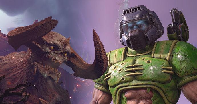 Doom Eternal: The Ancient Gods - Part Two je důstojným završením akční ságy.