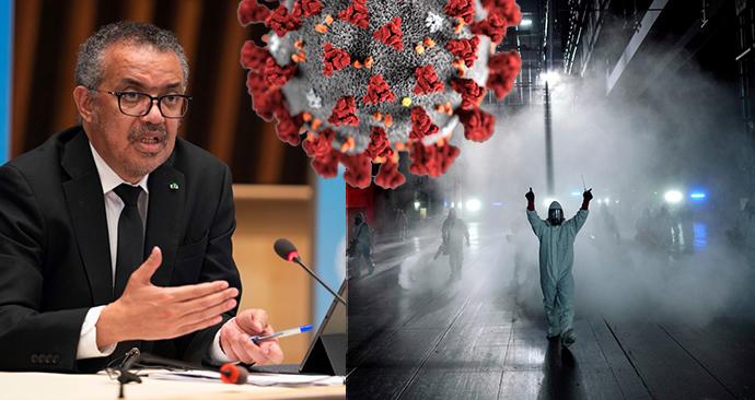 Tedros Adhanom Ghebreyesus, ředitel WHO