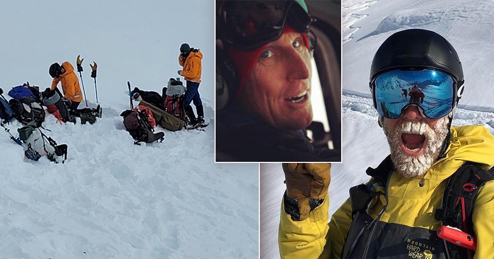 Při nehodě vrtulníku na Aljašce, v němž zahynul nejbohatší Čech Petr Kellner (†56), zemřeli také dva průvodci Gregory Harms (†52) a Sean McManamy (†38).