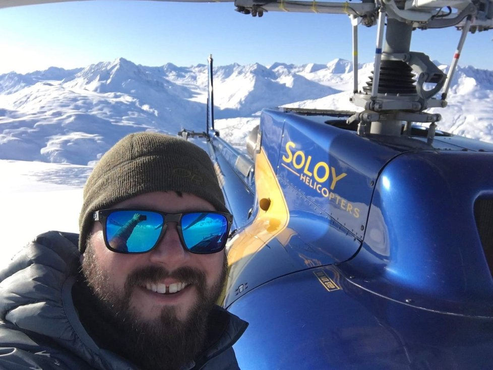 Pilot Zachary