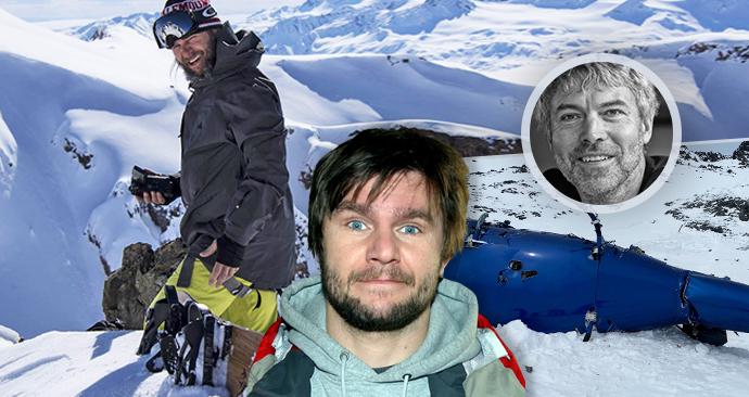 Snowboardista Horváth přežil nehodu vrtulníku, při níž zahynul Petr Kellner. Probudil se z umělého spánku.