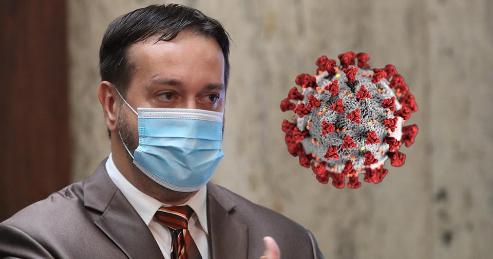 Epidemiolog Rastislav Maďar (18. 3. 2021)