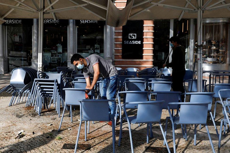 Portugalsko se chystá na rozvolnění