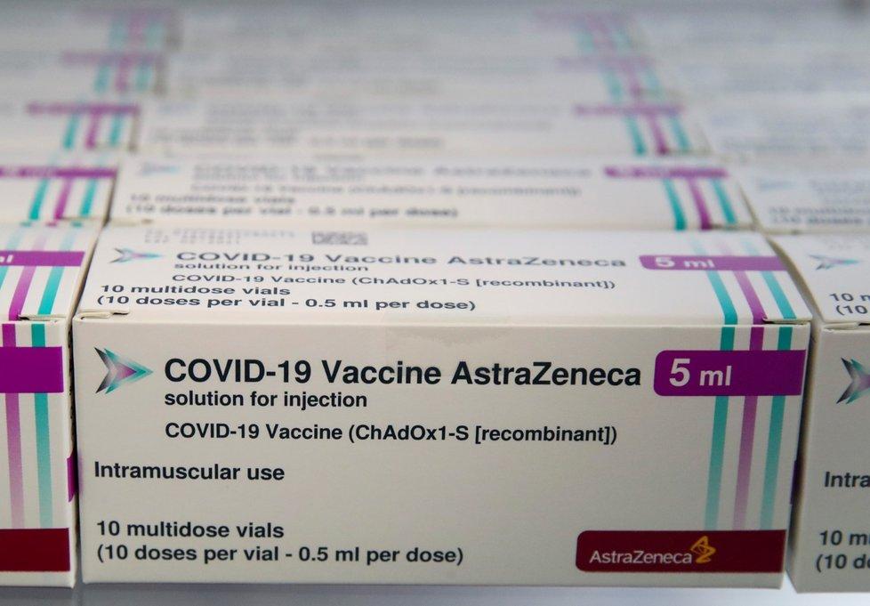 Vakcína společnosti AstraZeneca