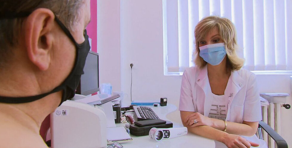 Monika Arenbergerová je specialistka na kožní nádory