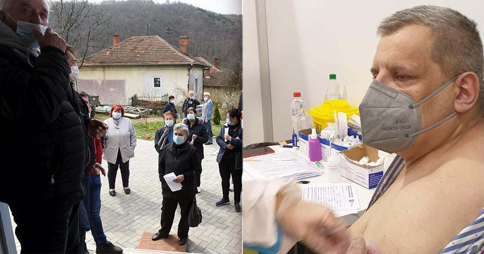 Misa Illić se nechal naočkovat v Srbsku během služební cesty