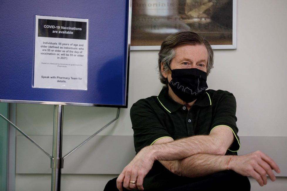Starosta kanadského města Toronta se nechal očkovat vakcínou AstraZeneca