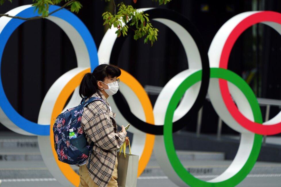 V Tokiu se chystají olympijské hry ve stínu koronavirové pandemie (6. 4. 2021)