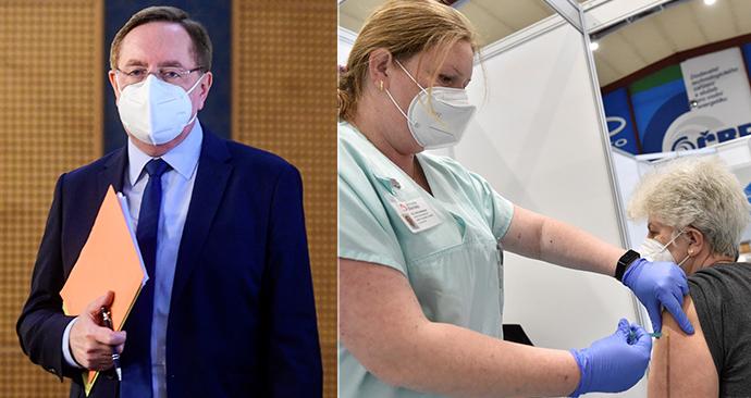 Česko by do června mělo dostat přes milion dávek vakcíny od Pfizeru.
