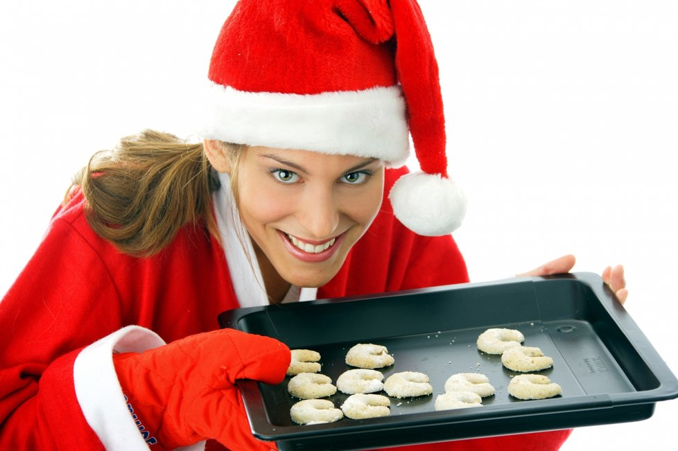 O vánočních svátcích na nás doma bude číhat velké množství kalorických lákadel.