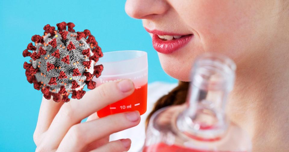 Kloktání je opomíjeným způsobem prevence proti koronaviru