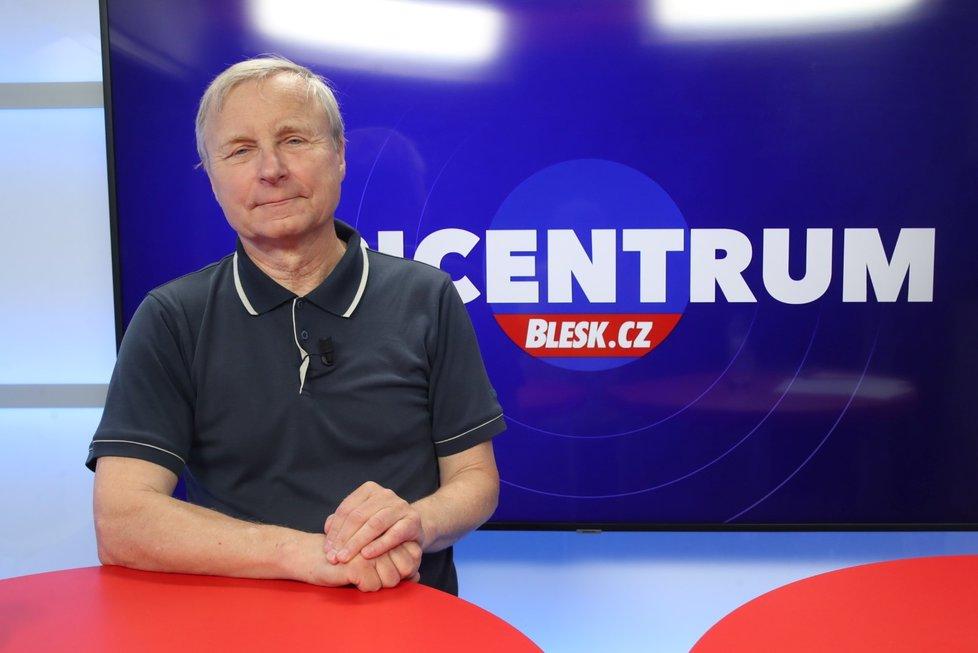 Imunolog Václav Hořejší byl hostem pořadu Blesk Zpráv Epicentrum. (14.7.2021)