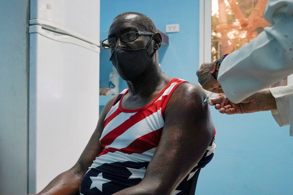 Kuba v době pandemie koronaviru.