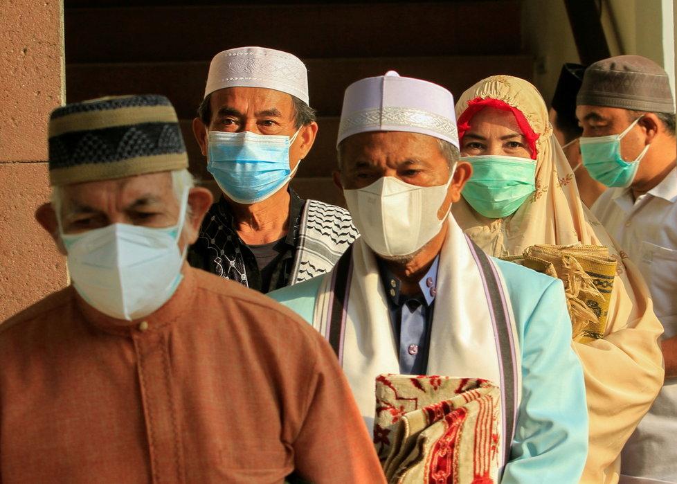 Koronavirus v Indonésii.