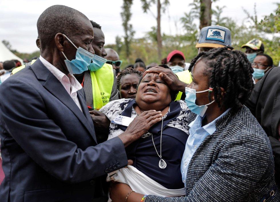 Koronavirus v africké Keni (30. 7. 2021)