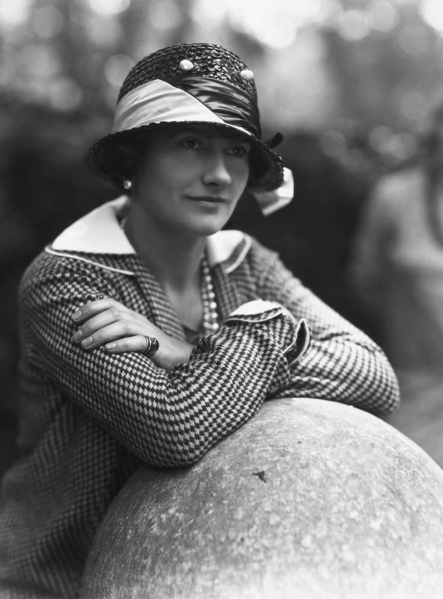 """Gabrielle """"Coco"""" Chanel v roce 1929"""
