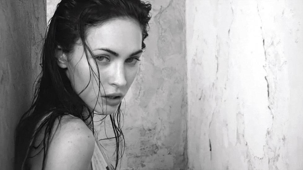 Megan Fox se stala novou tváří italské oděvní značky