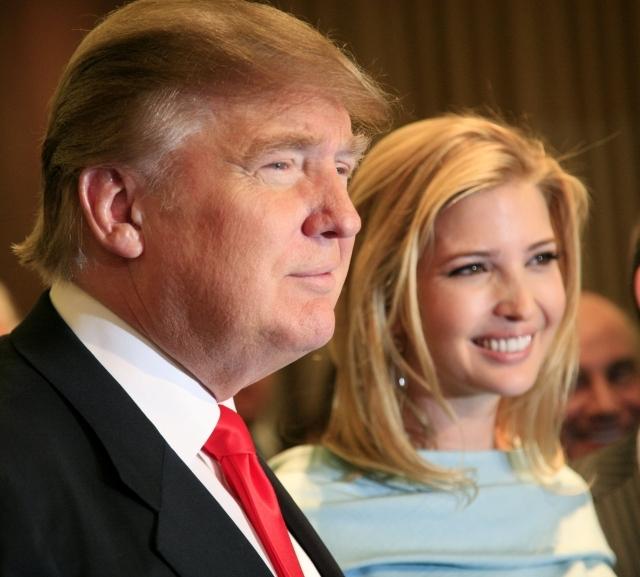 S tatínkem Donaldem
