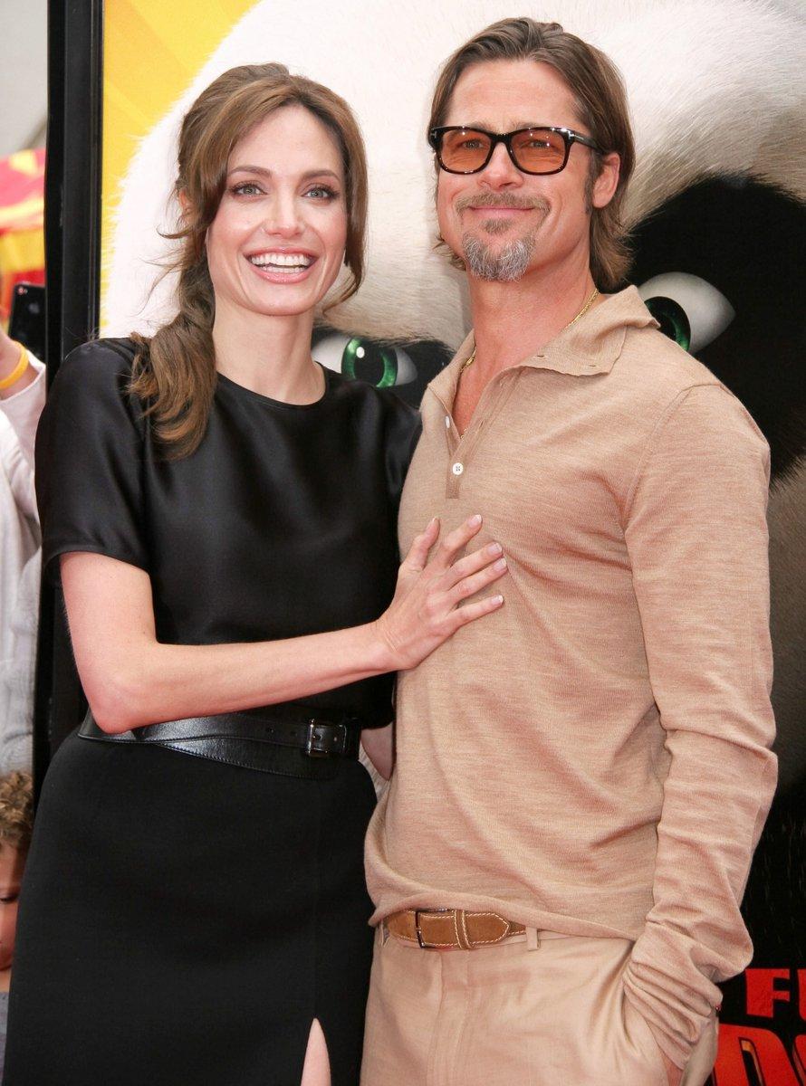 Angelina Jolie a Brad Pitt se vzali v září 2014 na zámku Miraval ve Francii.