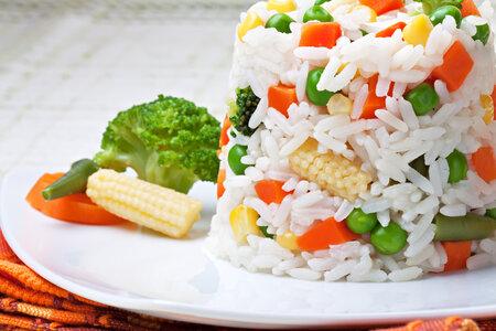 Rizoto se zeleninou