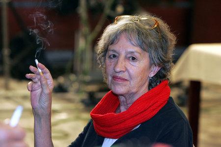 Paní Nina Divíšková je pozoruhodná dáma.