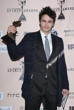 James Franco sbírá ceny za svůj herecký talent