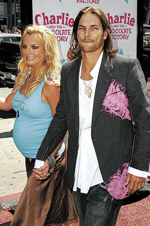 Britney s Kevinem