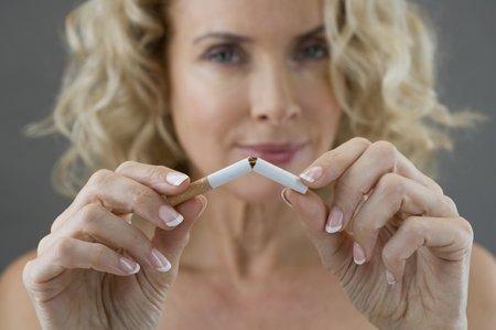 Přestat kouřit není snadné