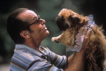 Jack Nicholson ve filmu Lepší už to nebude.
