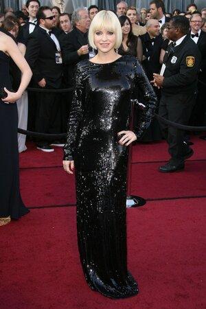 Anna Faris excelovala ve filmu Ztraceno v překladu. Také si zahrála v parodii na horror - Scary Movie