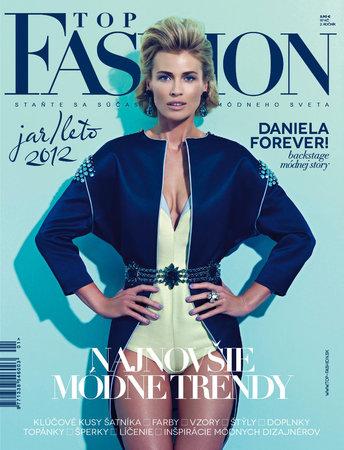 Daniela na titulu Top Fashion