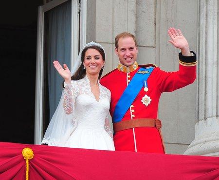 Kate a William vstoupili do svazku manželského 29. dubna 2011.