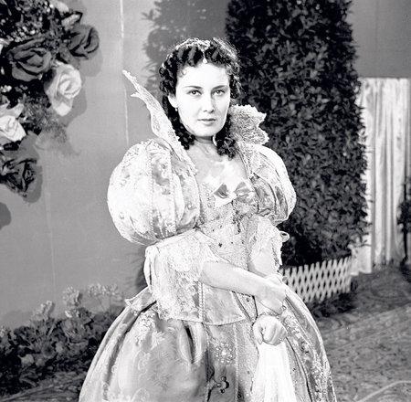 Lída Baarová v době své největší filmové slávy