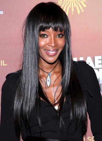 Naomi si už několik let drží mladistvou tvář