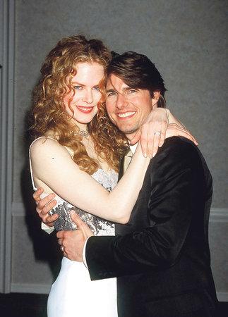 Tom Cruise a Nicole Kidman, když byli ještě šťastni.