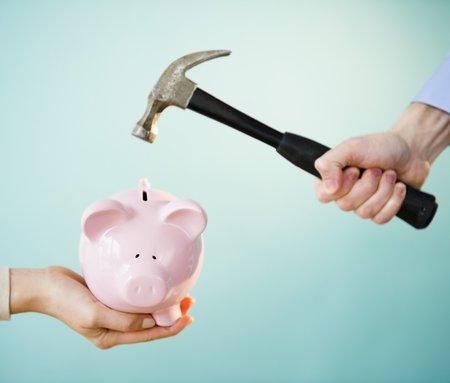 Řiďte se následujícími radami, abyste se vyhnuli nedostatku peněz!