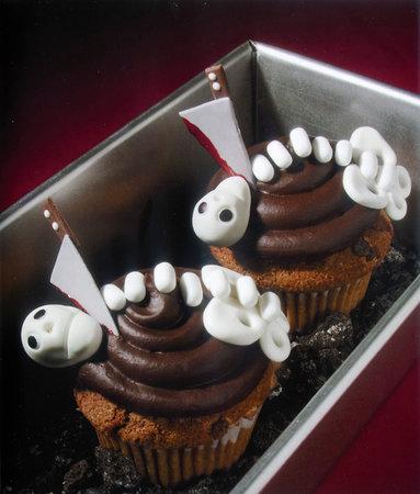 Morbidní muffiny